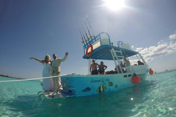 Private Boat Charter Tour in Cozumel photo 6