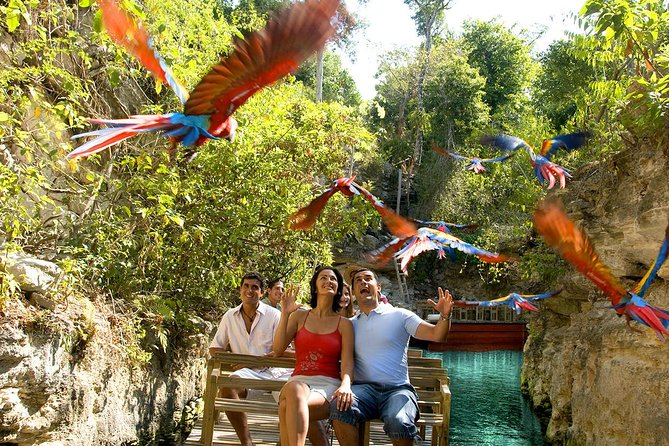 Admission Ticket - Xcaret Plus