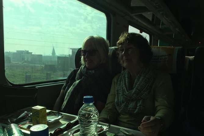 Delhi to Agra and Taj Mahal Private Day Trip by Express Train with Lunch photo 14