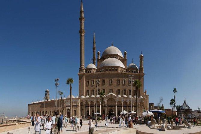 Tour to Citadel, Coptic and Islamic Cairo