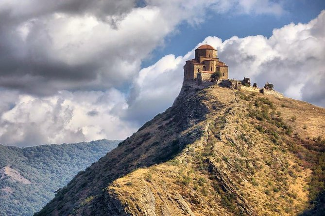 Uplistsikhe, Mtskheta and Jvari - historical private day tour from Tbilisi