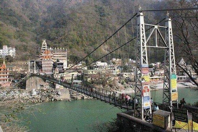 5 day trip to Rishikesh from Delhi