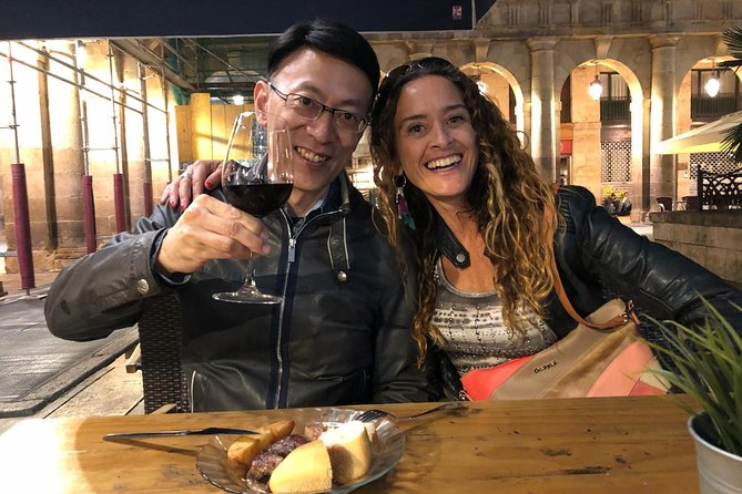 The Premier Bilbao Food & Wine Walking Tour