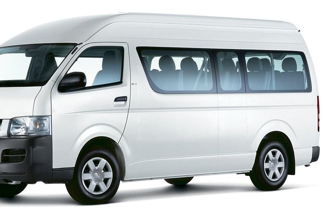Private One Day Van Rental with Bilingual Driver in Acapulco