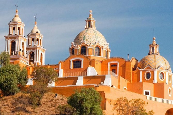 TWO Days to PUEBLA & MEXICO City From Acapulco with Breakfast & Lunch