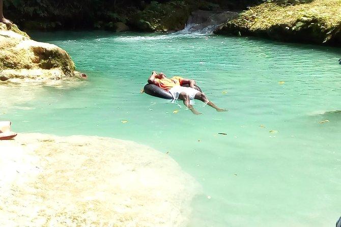 Blue Hole- Bob Marley Nature Tour from Ocho Rios