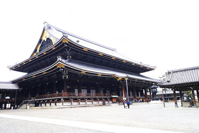 Kyoto Imperial Palace and Nijo Castle Walking Tour photo 12