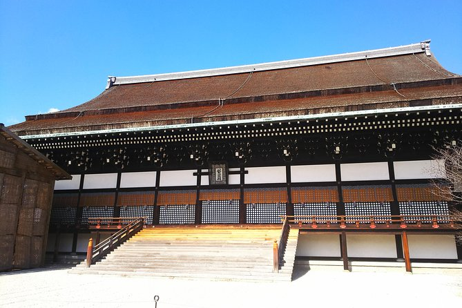 Kyoto Imperial Palace and Nijo Castle Walking Tour photo 8