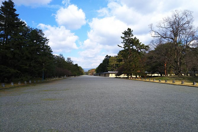 Kyoto Imperial Palace and Nijo Castle Walking Tour photo 13