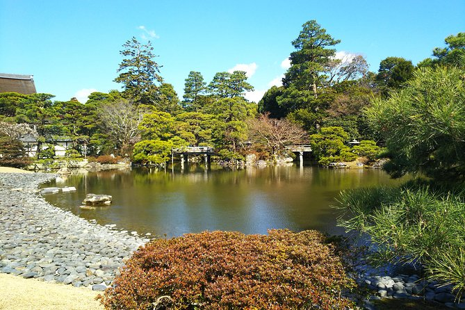 Kyoto Imperial Palace and Nijo Castle Walking Tour photo 6