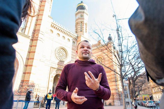Judiska arv i Ungern med en historiker