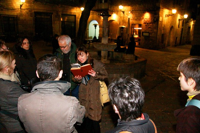 The Shadow of the Wind Walking Book Tour in Barcelona