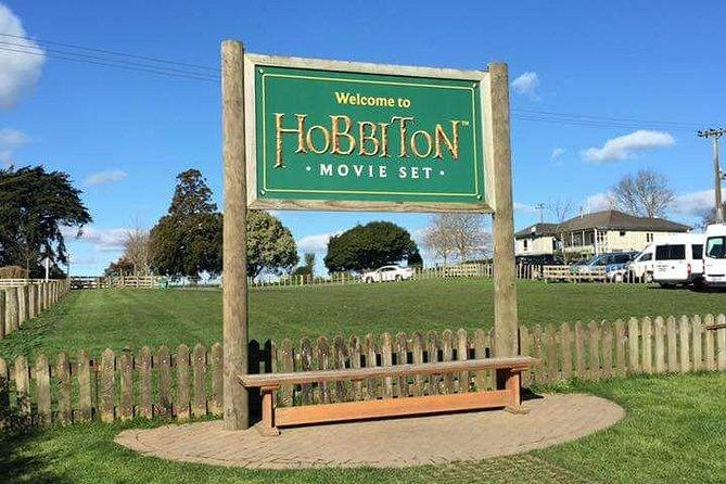 Hobbiton movie set private tour