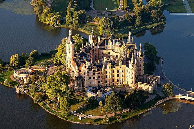 Schwerin Castle museum walking tour