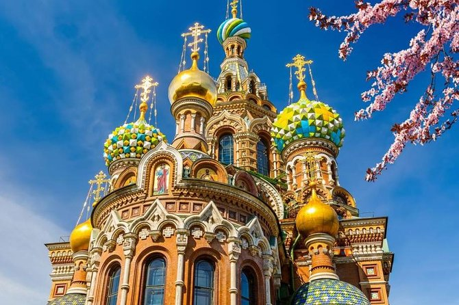 Best of St Petersburg in 2 Days with Professional Guide