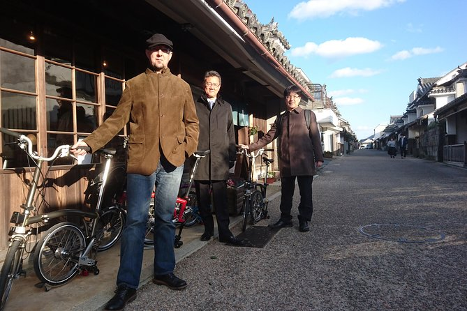 Wakimachi Brompton Bicycle Tour