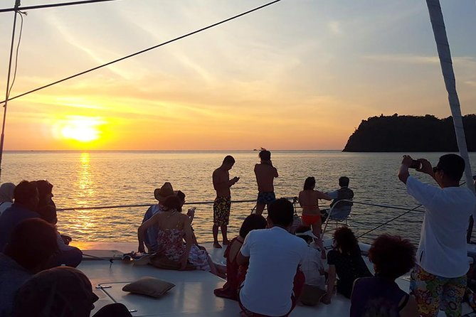 Langkawi Andaman Sea Sunset Dinner Cruise