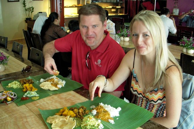 Layover Food Experience Tour from Kuala Lumpur Airport