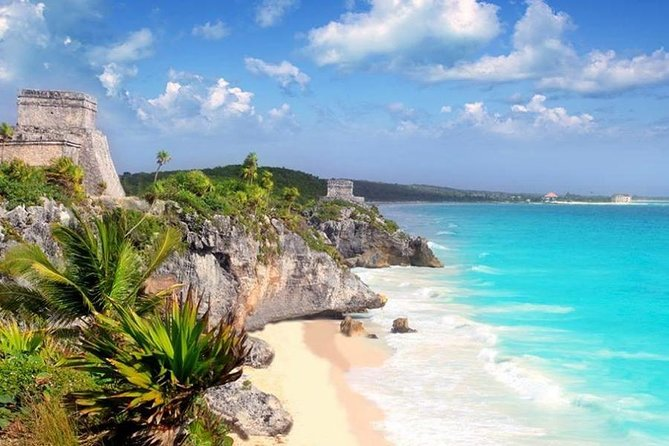 4x1 special offer! 4 places in 1 day: Tulum, Coba, Cenote and Playa del Carmen