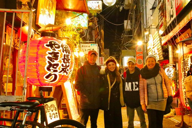 Namba Night Walking Tour in Osaka, Japan