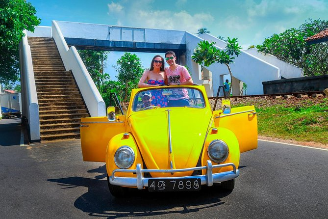 Village Tour by Beetle Car - From Bentota Hotels