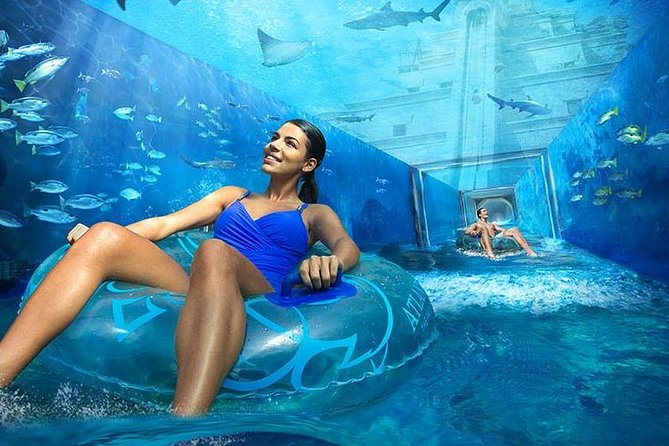 Atlantis Water Park + The Lost Chamber Dubai