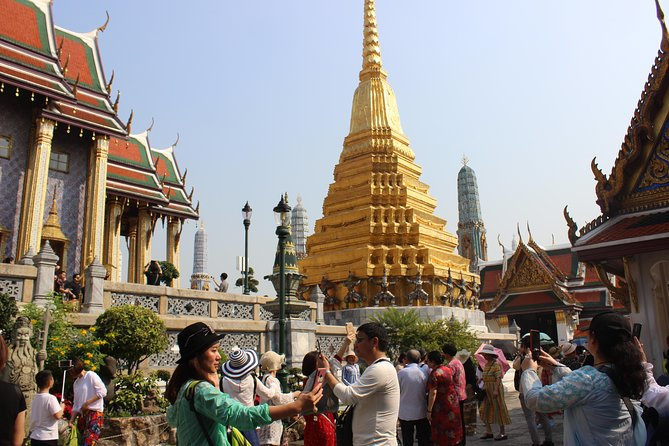 Typical of Bangkok: Full day Private Guide Tour With Grand Palace photo 4