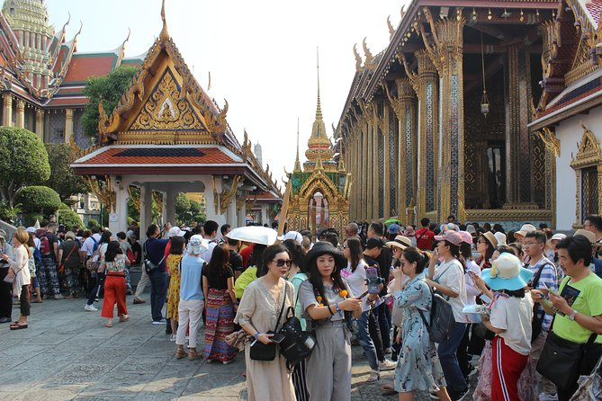 Typical of Bangkok: Full day Private Guide Tour With Grand Palace photo 2