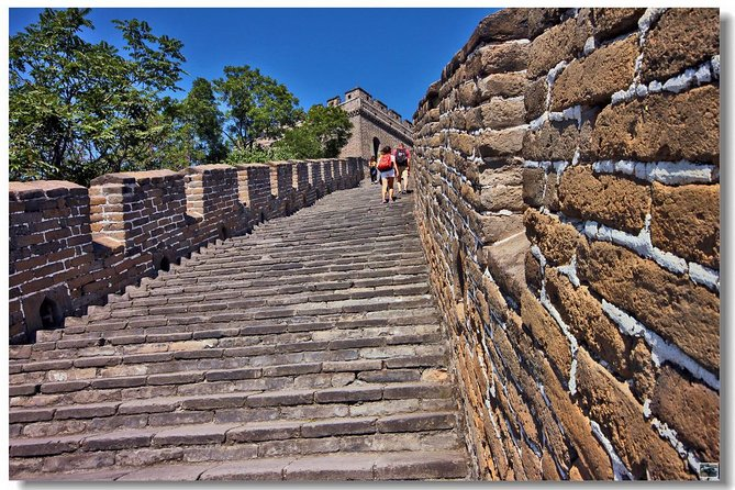 Beijing No-shopping Tour: Summer Palace and Mutianyu Great Wall by Cable Car