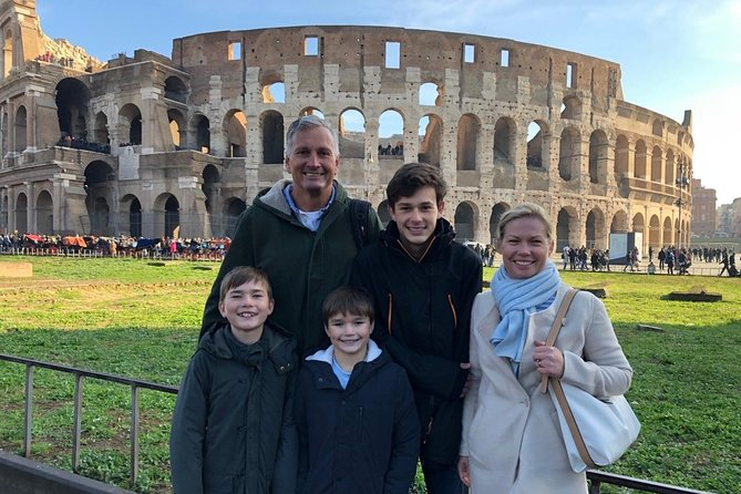 Skip The Line Tour Of The Colosseum, Forum & Ancient Rome with Private Guide