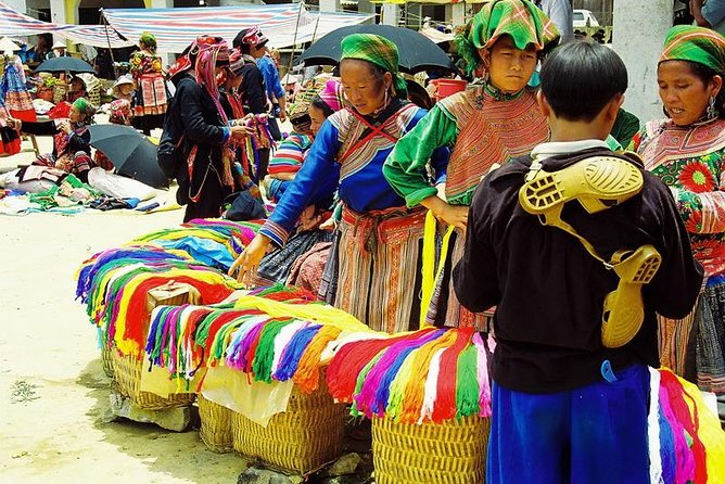 Bac Ha Sunday Market Private Tour Full Day