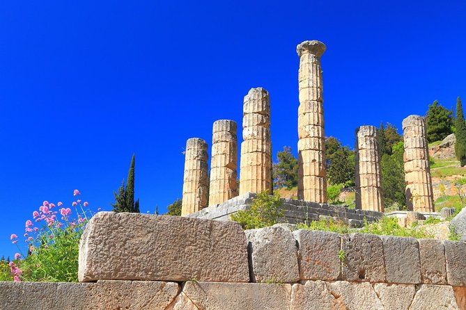 Delphi in One Day Small Group Tour with a visit to Arachova