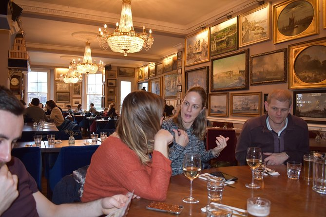 A Very British Drinking Tour - Greenwich London (Over 18's Only)