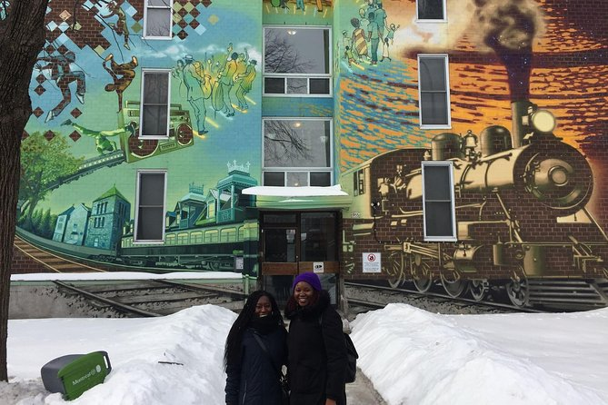 Find Montreal Black History on Site 2021