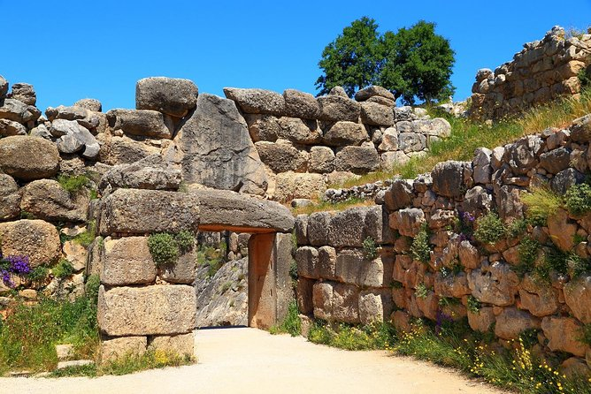 Mycenae and Epidaurus Full Day Trip from Athens with Walking Tour in Nafplio