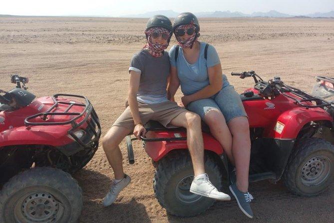 Single Quad Biking in Hurghada