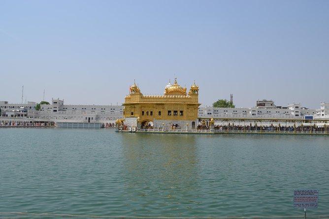 Amritsar - Half day City tour (In & Around Golden Temple)