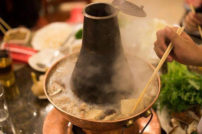 Beijing Private Hutong Food Walking Tour including Mongolian Hot Pot