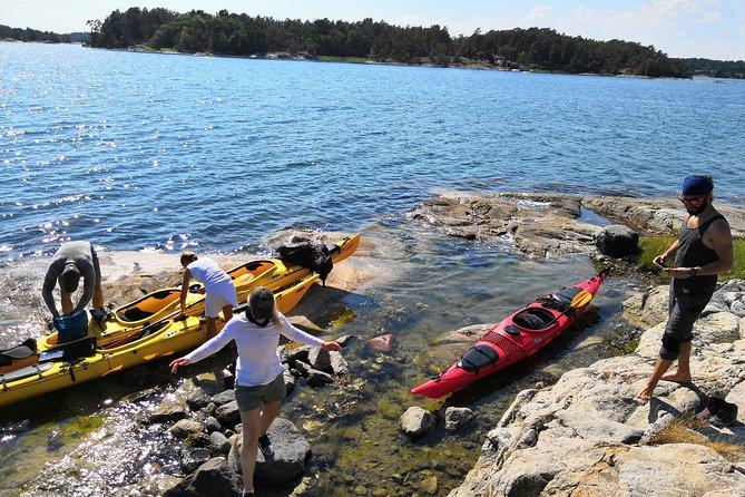 Stockholm Archipelago Kayak Tour - 2 Days