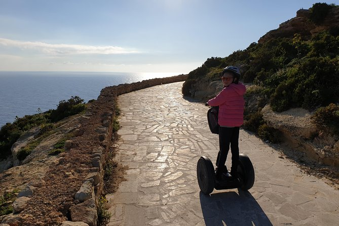 Some walk. Some ride. We Glide!!!