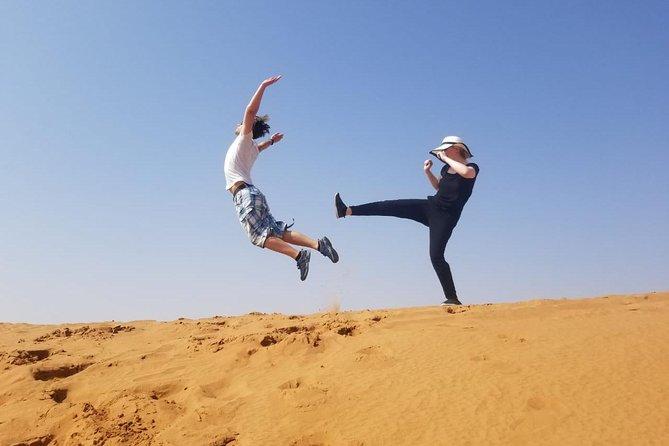 Half-Day Desert Safari with Camel Riding in Dubai