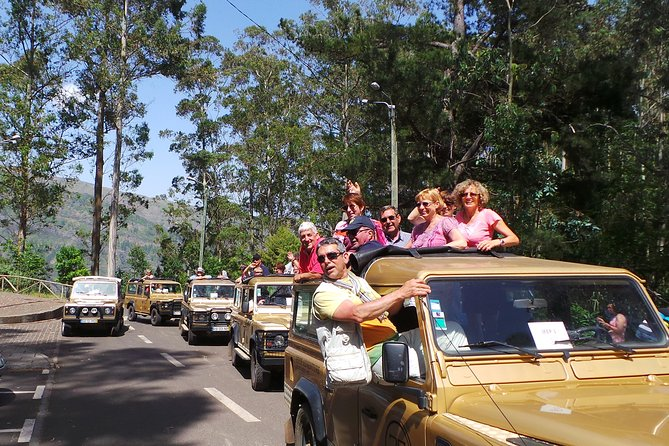 Amazing Skywalk, Cliff and Valleys in Open Roof 4x4 Tour photo 7