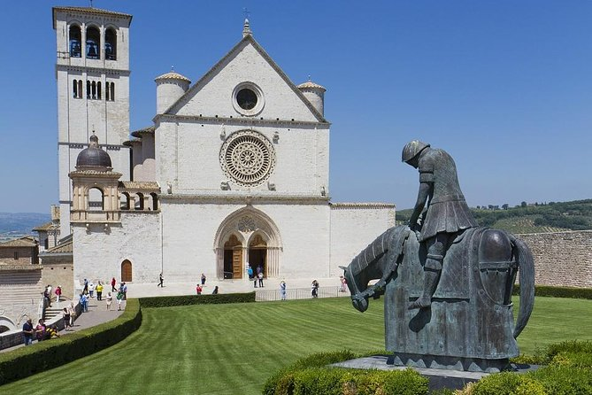 Assisi (St. Francis & St. Claire) - Private Day Tour from Rome