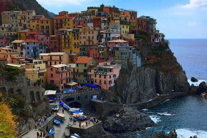 Cinque Terre Private Day Tour from Rome