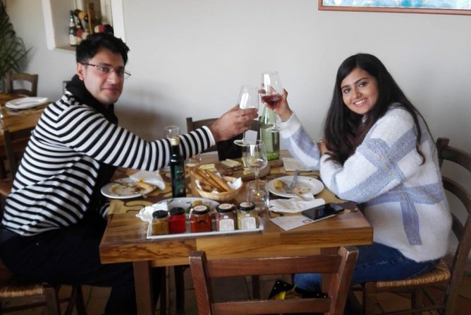 Mt Etna and Wine tasting tour from Catania