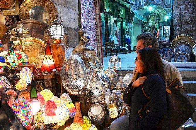Half Day Tour to Khan Elkhalili & Islamic Cairo