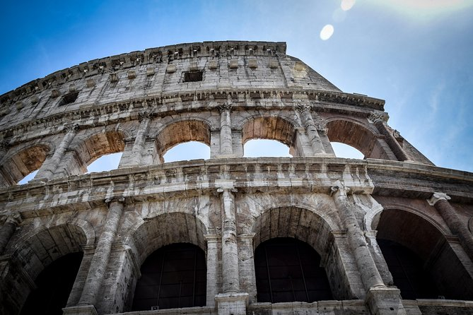 Hop On Hop Off 24 Hours and Colosseum, Roman Forum and Palatine Hill photo 6