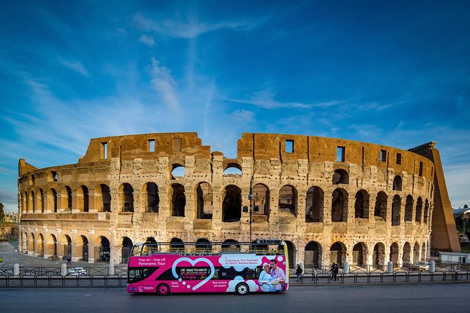 Hop On Hop Off 24 Hours and Colosseum, Roman Forum and Palatine Hill photo 14