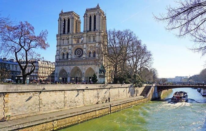 48 ore a parigi |  Notre Dame di Parigi