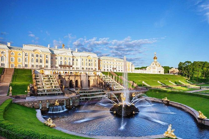 2-Day St Petersburg Highlights Private Tour with Boat Cruise